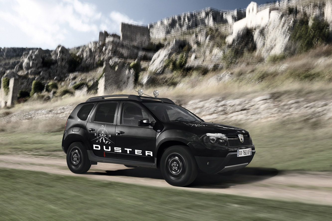 2019 Dacia Duster Concept photo - 1