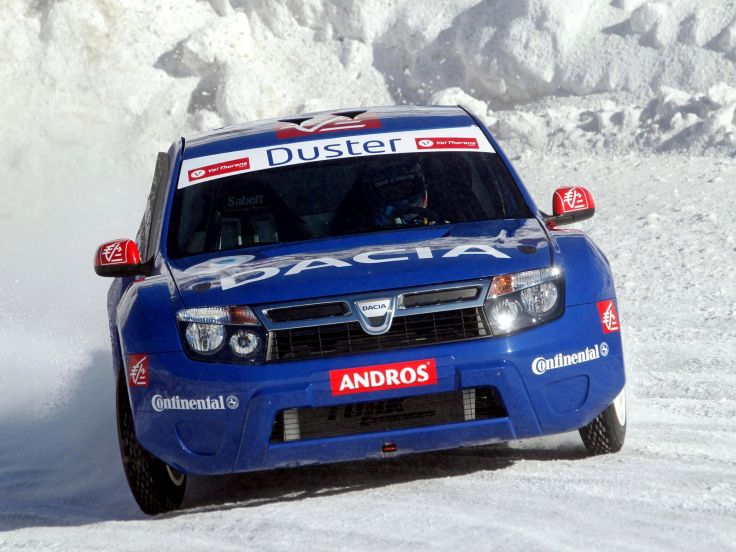 2019 Dacia Duster Trophee Andros photo - 1