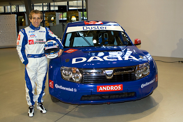 2019 Dacia Duster Trophee Andros photo - 3