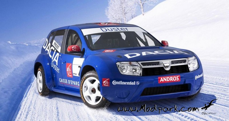 2019 Dacia Duster Trophee Andros photo - 6