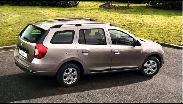 2019 Dacia Logan photo - 1