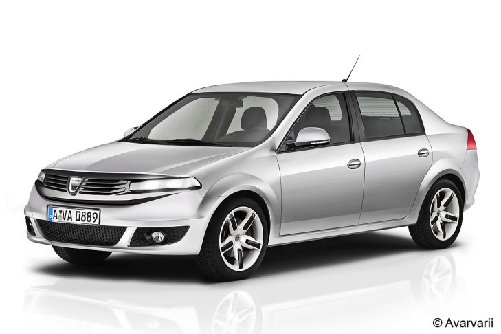 2019 Dacia Logan photo - 5