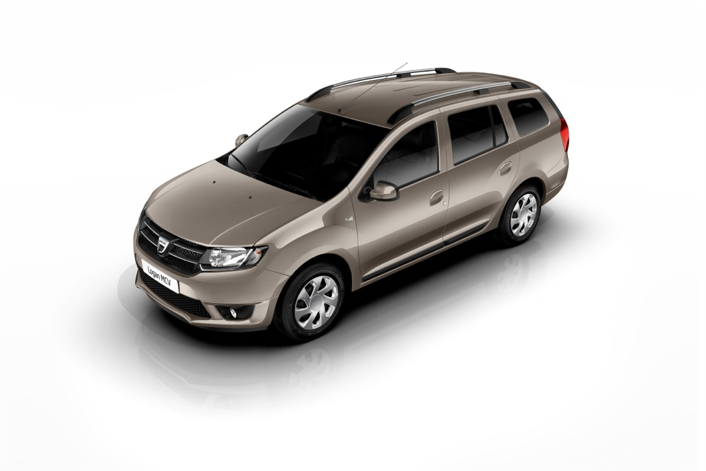 2019 Dacia Logan MCV photo - 1