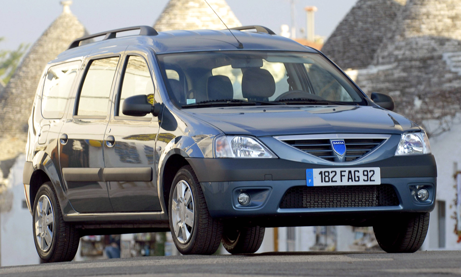 2019 Dacia Logan MCV photo - 4