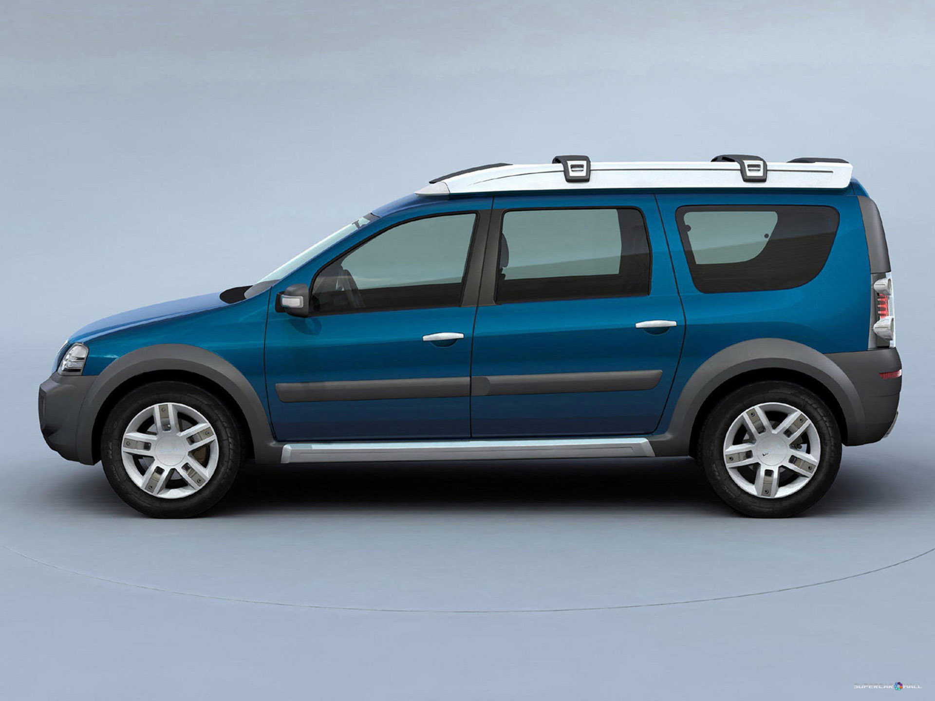 2019 Dacia Logan Steppe Concept photo - 6