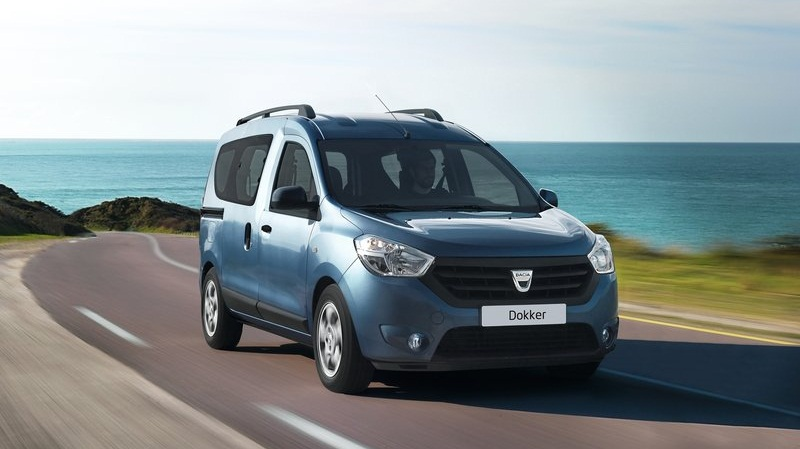 2019 Dacia Logan Van photo - 2