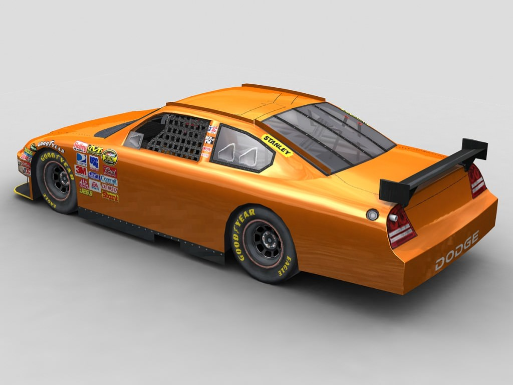 2019 Dodge Avenger NASCAR Race Car photo - 1