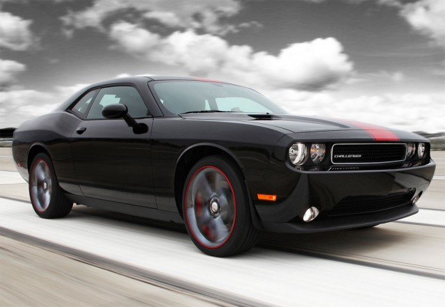 2019 Dodge Challenger Rallye Redline photo - 1