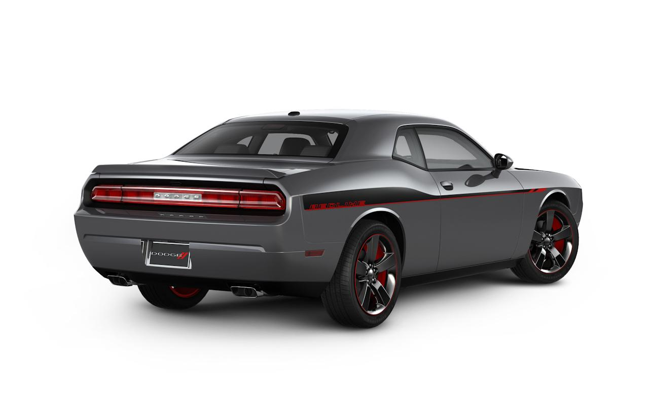 2019 Dodge Challenger Rallye Redline photo - 2
