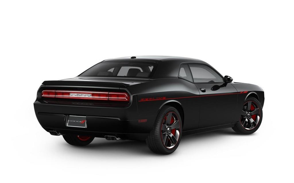 2019 Dodge Challenger Rallye Redline photo - 4