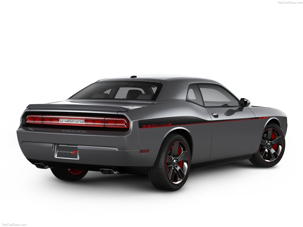 2019 Dodge Challenger Rallye Redline photo - 5