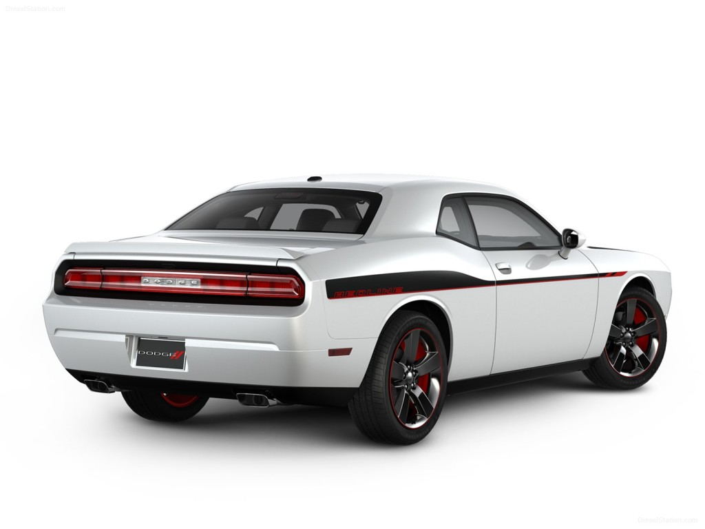 2019 Dodge Challenger RT Redline photo - 6
