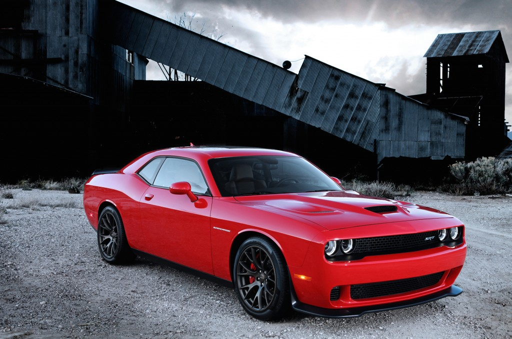 2019 Dodge Challenger SRT photo - 3