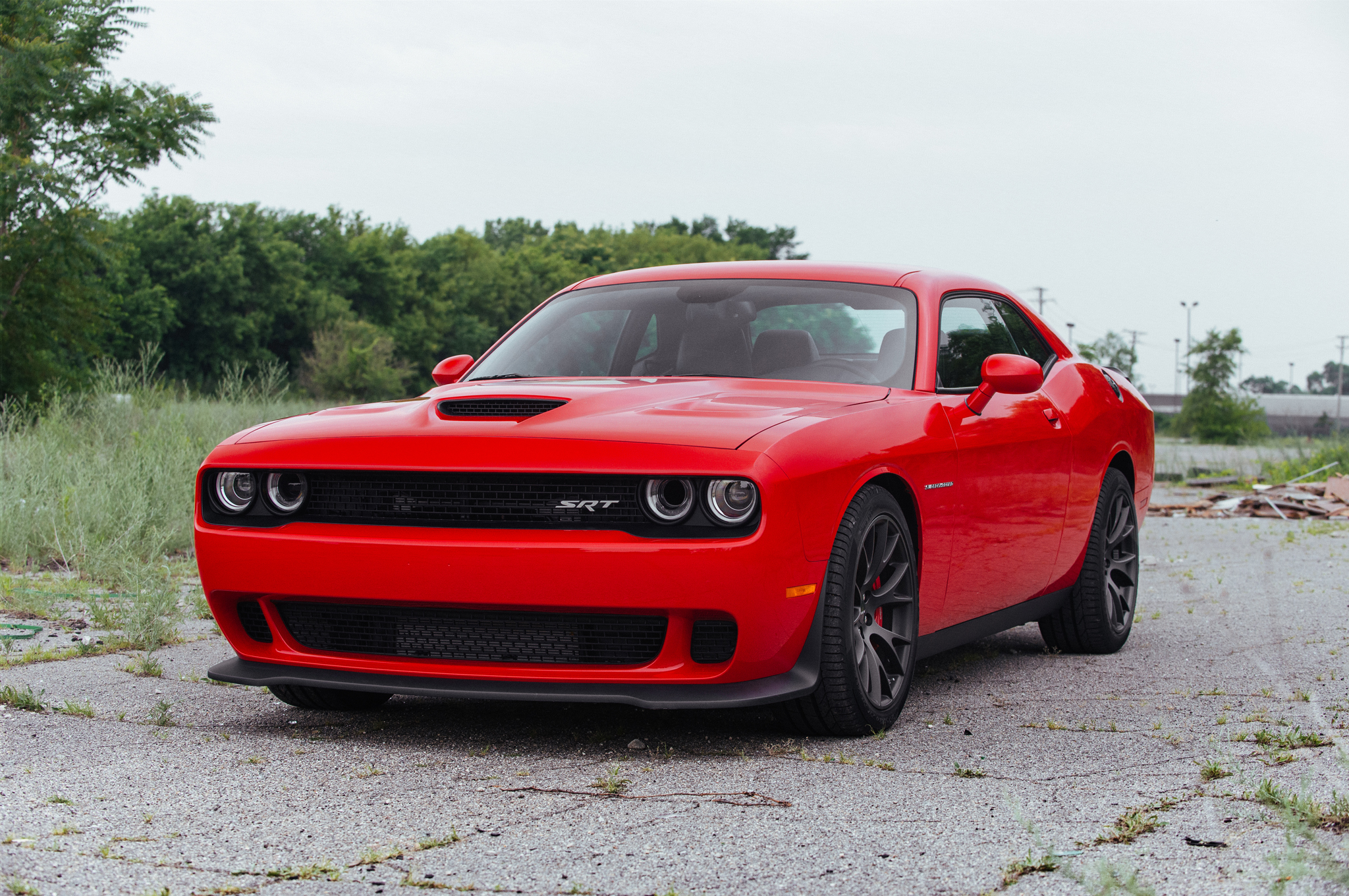 2019 Dodge Challenger SRT Hellcat photo - 6
