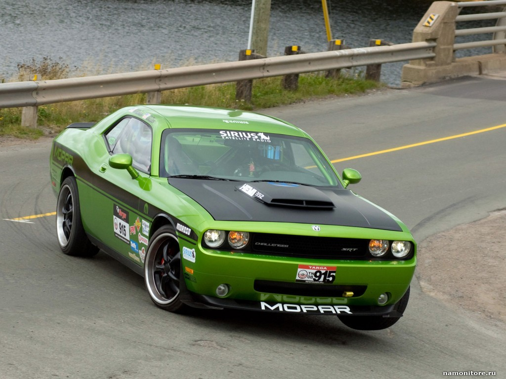 2019 Dodge Challenger Targa Concept photo - 3