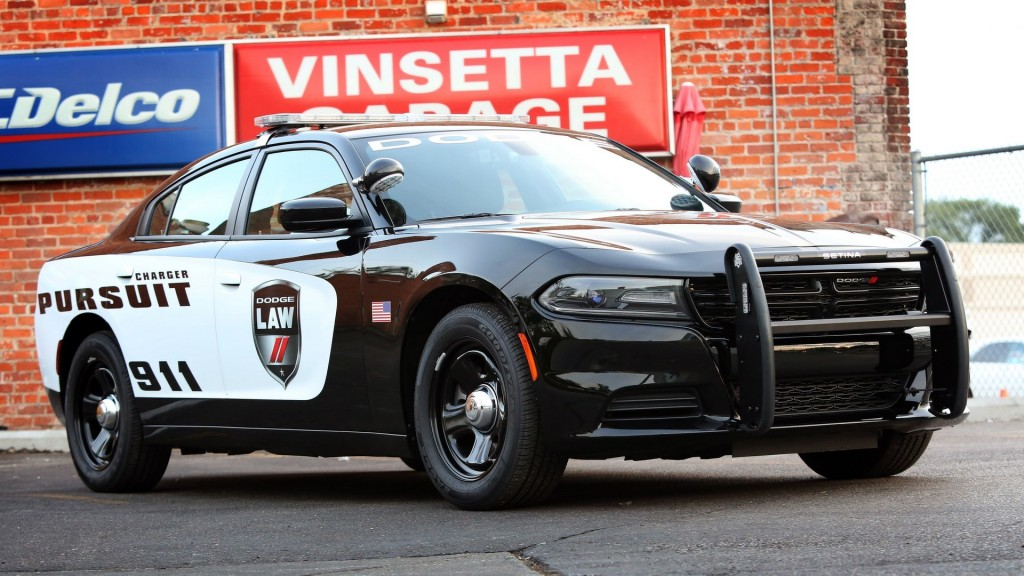 2019 Dodge Charger Police Vehicle photo - 1