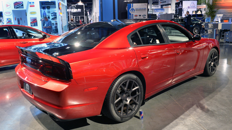 2019 Dodge Charger Scat Package photo - 4