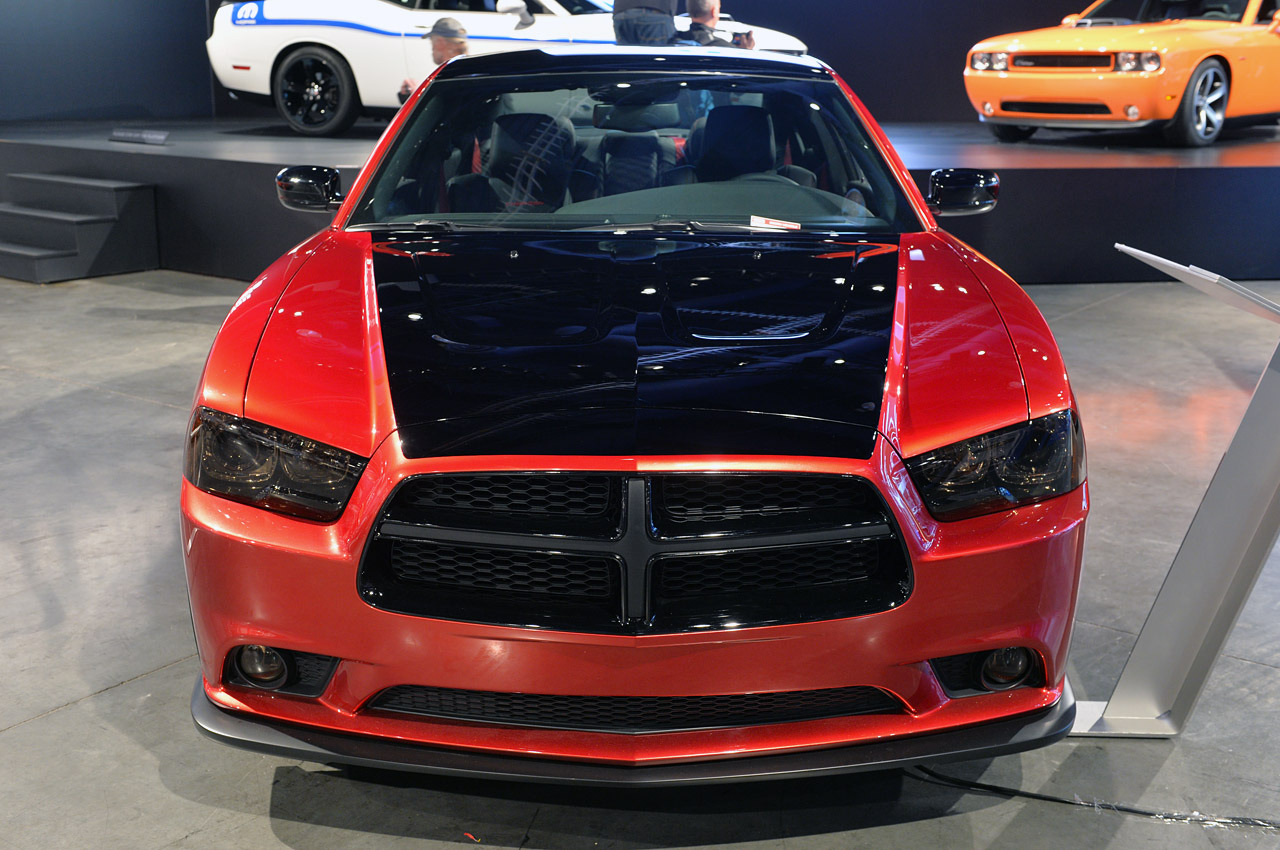 2019 Dodge Charger Scat Package photo - 6