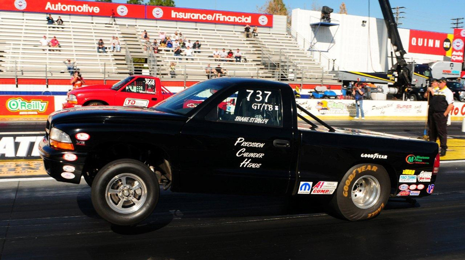 2019 Dodge Dakota NHRA Pro Stock Truck photo - 5
