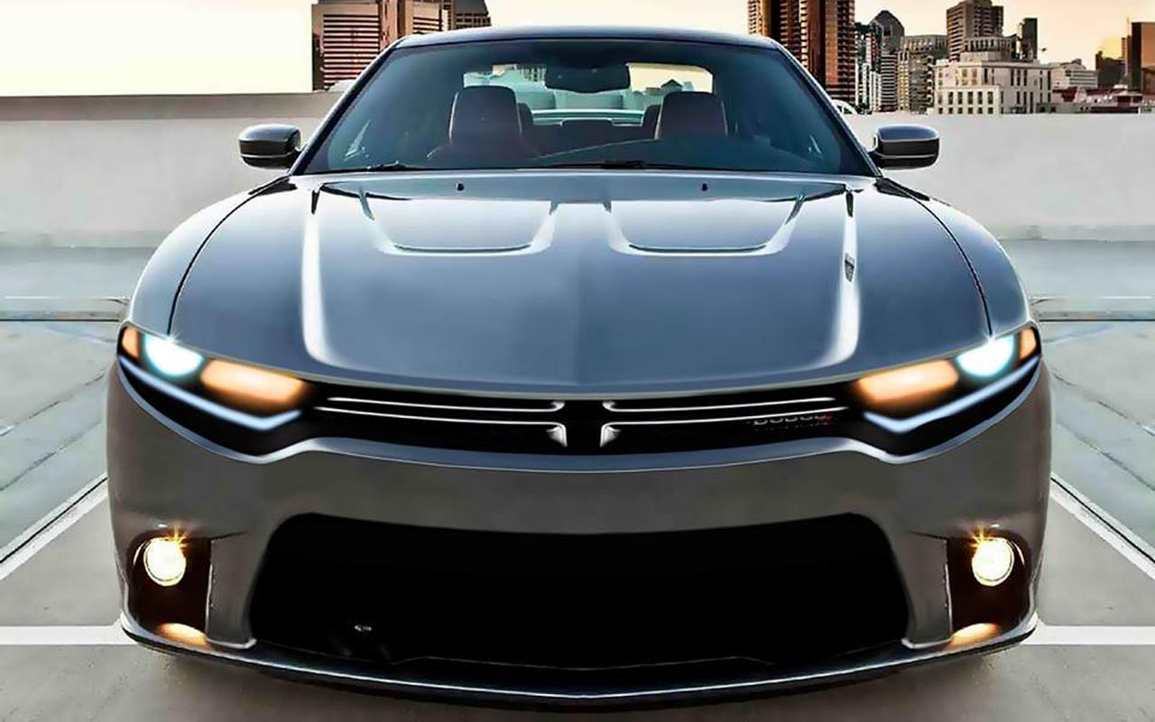 2019 Dodge Magnum SRT8 photo - 3
