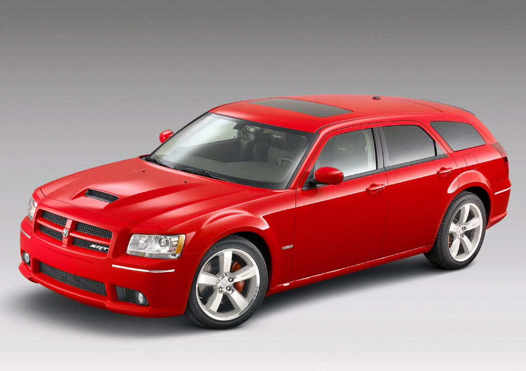 2019 Dodge Magnum SRT8 Concept photo - 2