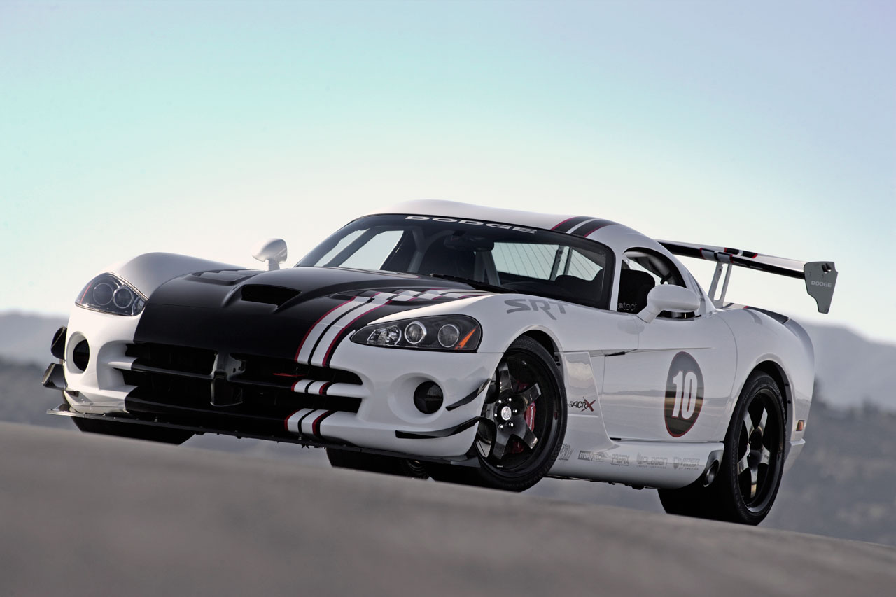 2019 Dodge Viper SRT10 ACR photo - 1