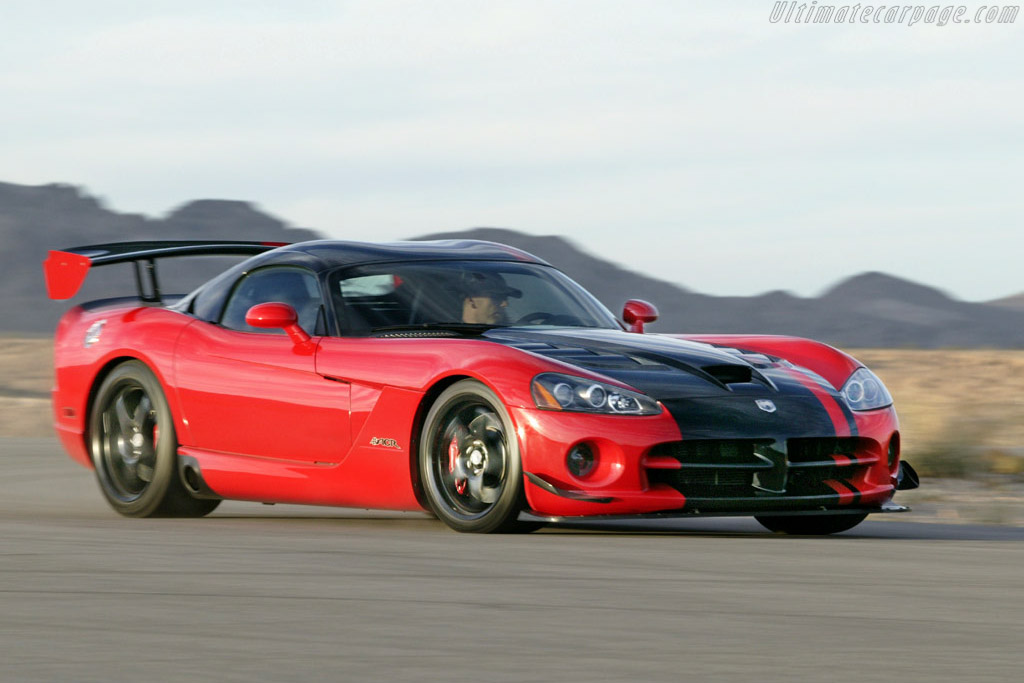 2019 Dodge Viper SRT10 ACR photo - 3