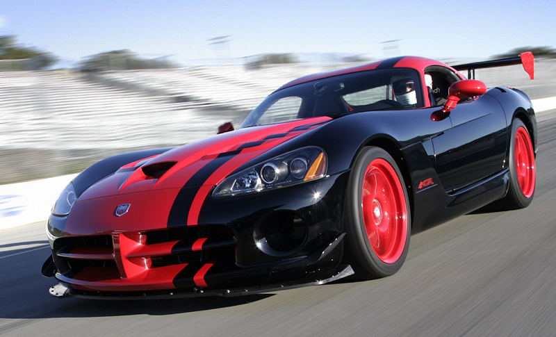 2019 Dodge Viper SRT10 ACR photo - 5