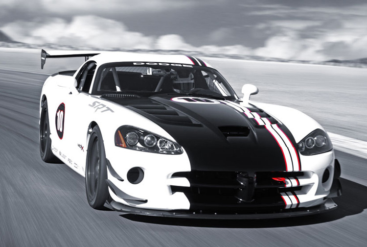 2019 Dodge Viper SRT10 ACR photo - 6