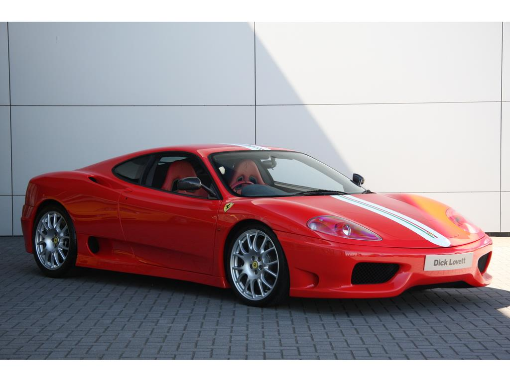 2019 Ferrari 360 Challenge Stradale photo - 2