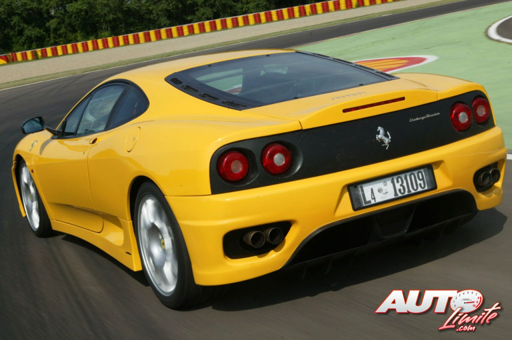 2019 Ferrari 360 Challenge Stradale photo - 6