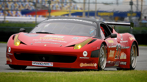 2019 Ferrari 458 Italia Grand Am photo - 3