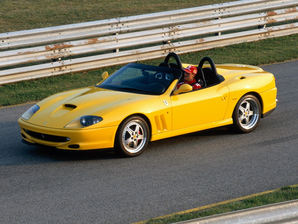 2019 Ferrari 550 Barchetta Pininfarina photo - 2