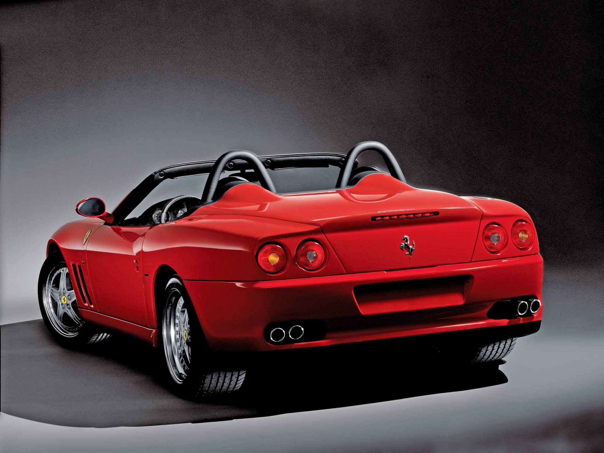 2019 Ferrari 550 Barchetta Pininfarina photo - 4