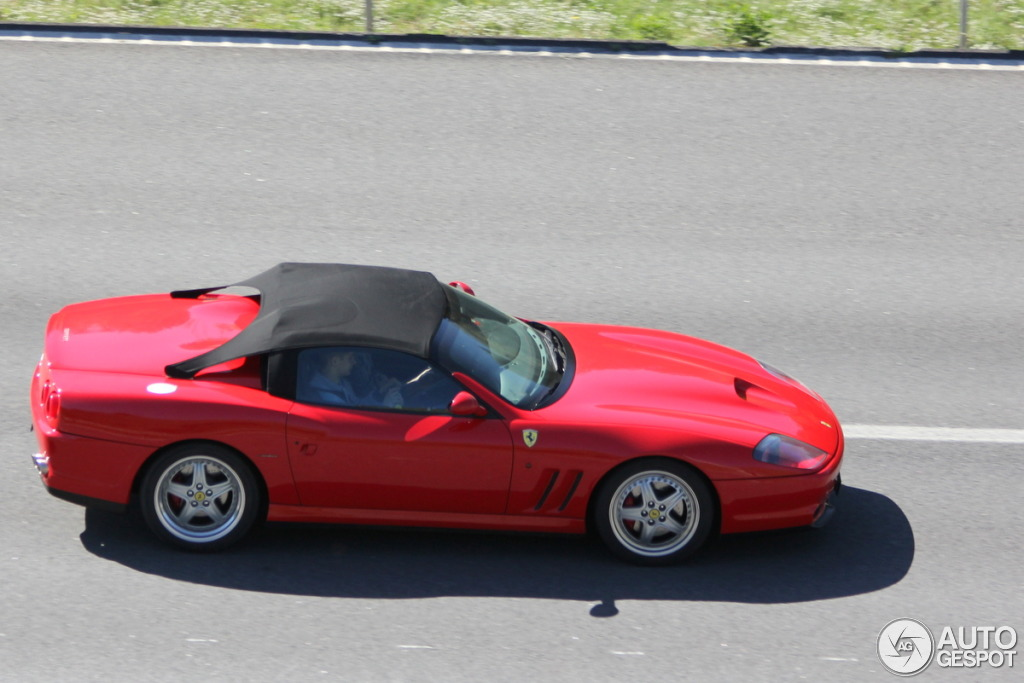 2019 Ferrari 550 Barchetta Pininfarina photo - 5