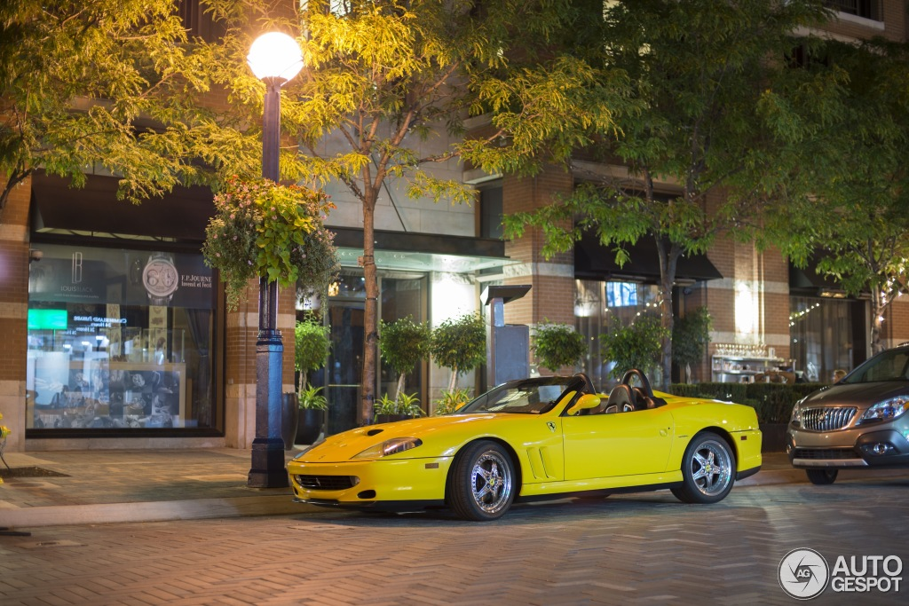 2019 Ferrari 550 Barchetta Pininfarina photo - 6