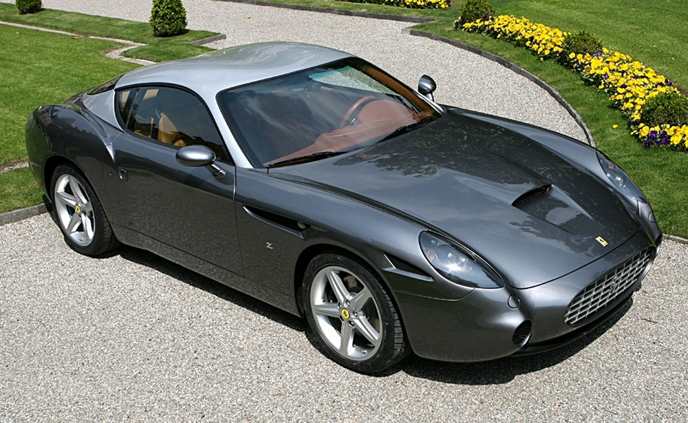 2019 Ferrari 575 GTZ Zagato photo - 5