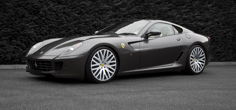 2019 Ferrari 599 GTB Fiorano One to One photo - 1