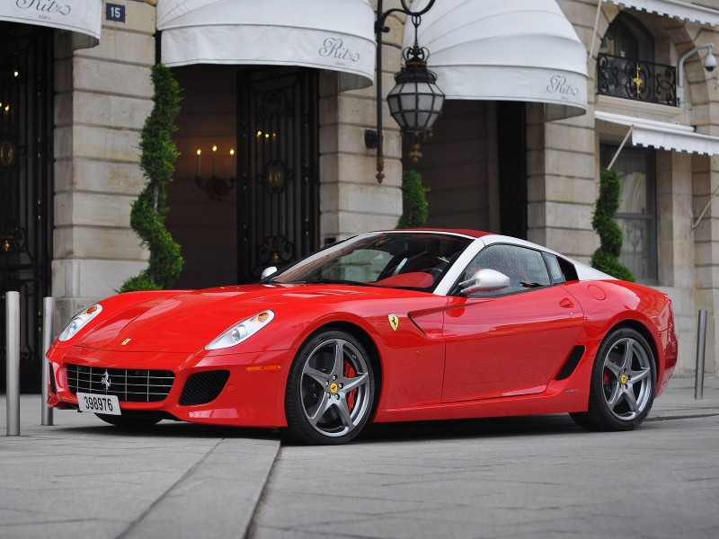 2019 Ferrari 599 GTB Fiorano One to One photo - 4