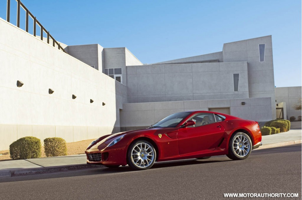 2019 Ferrari 599 GTB Fiorano One to One photo - 5