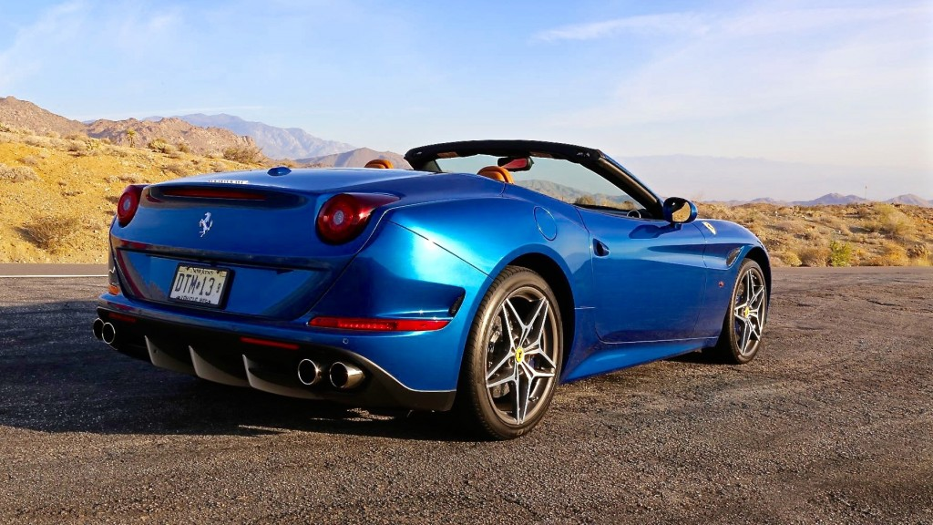2019 Ferrari California T photo - 5