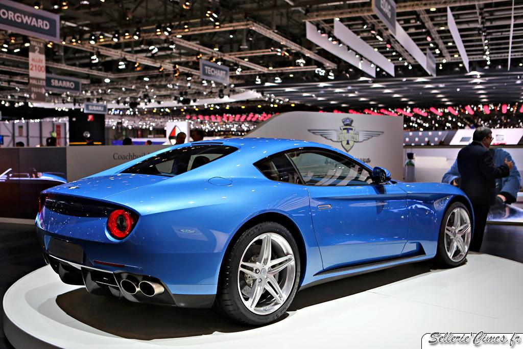 2019 Ferrari F12 Berlinetta Lusso by Touring photo - 1