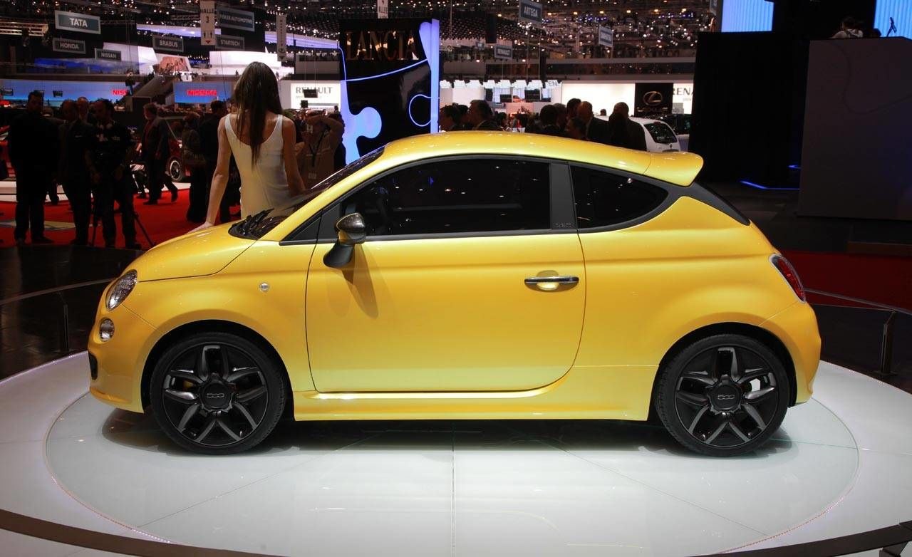 2019 Fiat 500 Coupe Zagato Concept Car Photos Catalog 2018