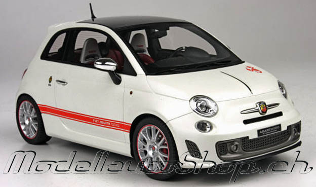 2019 Fiat 595 Abarth 50th Anniversary photo - 1