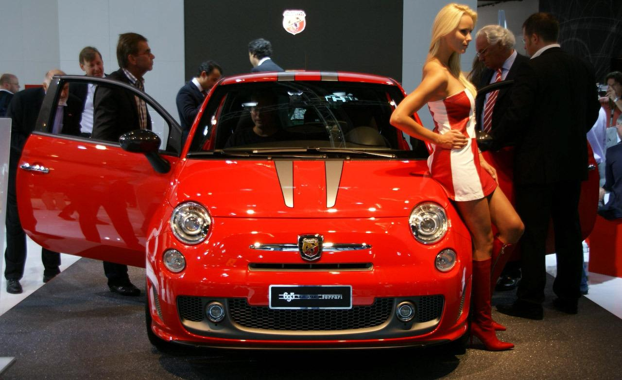 2019 Fiat 695 Abarth Tributo Ferrari photo - 5