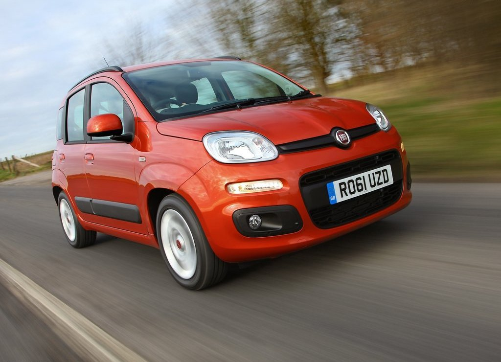 2019 Fiat Panda UK Version photo - 1