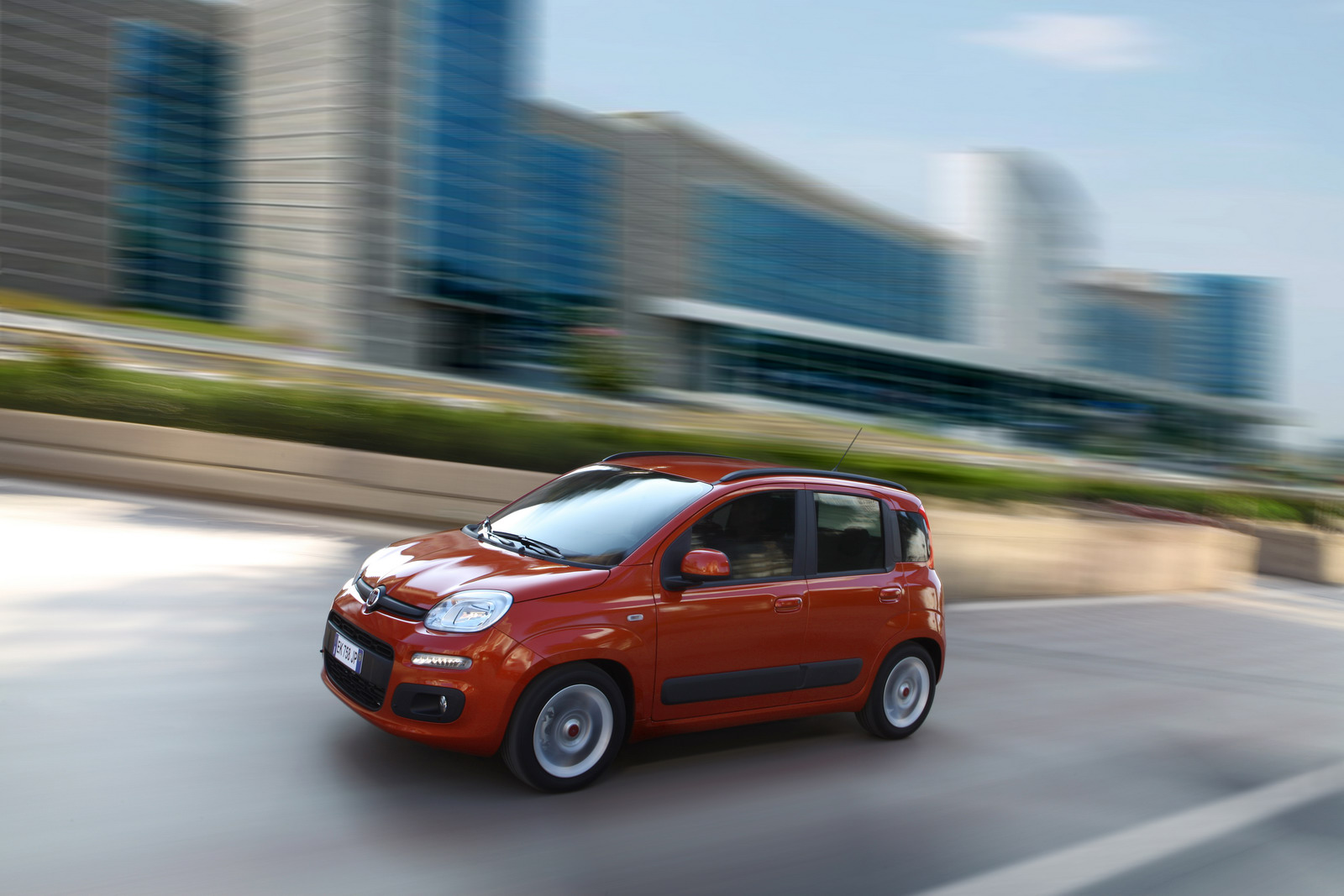 2019 Fiat Panda UK Version photo - 2