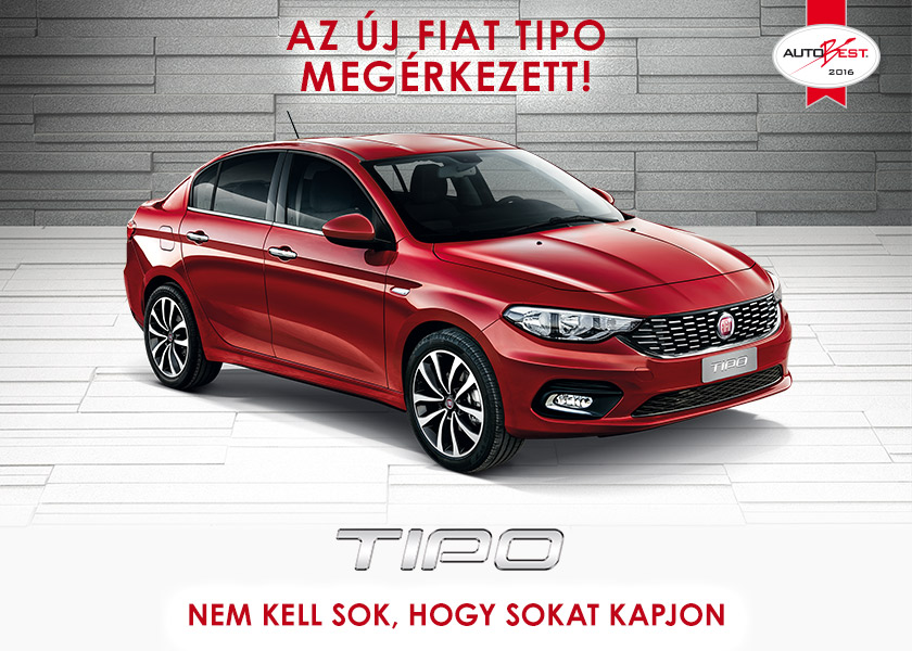 2019 Fiat Tipo 3 TER photo - 6