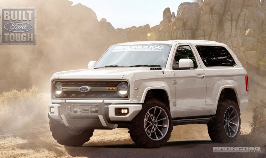 2019 Ford 4 Trac Concept photo - 1