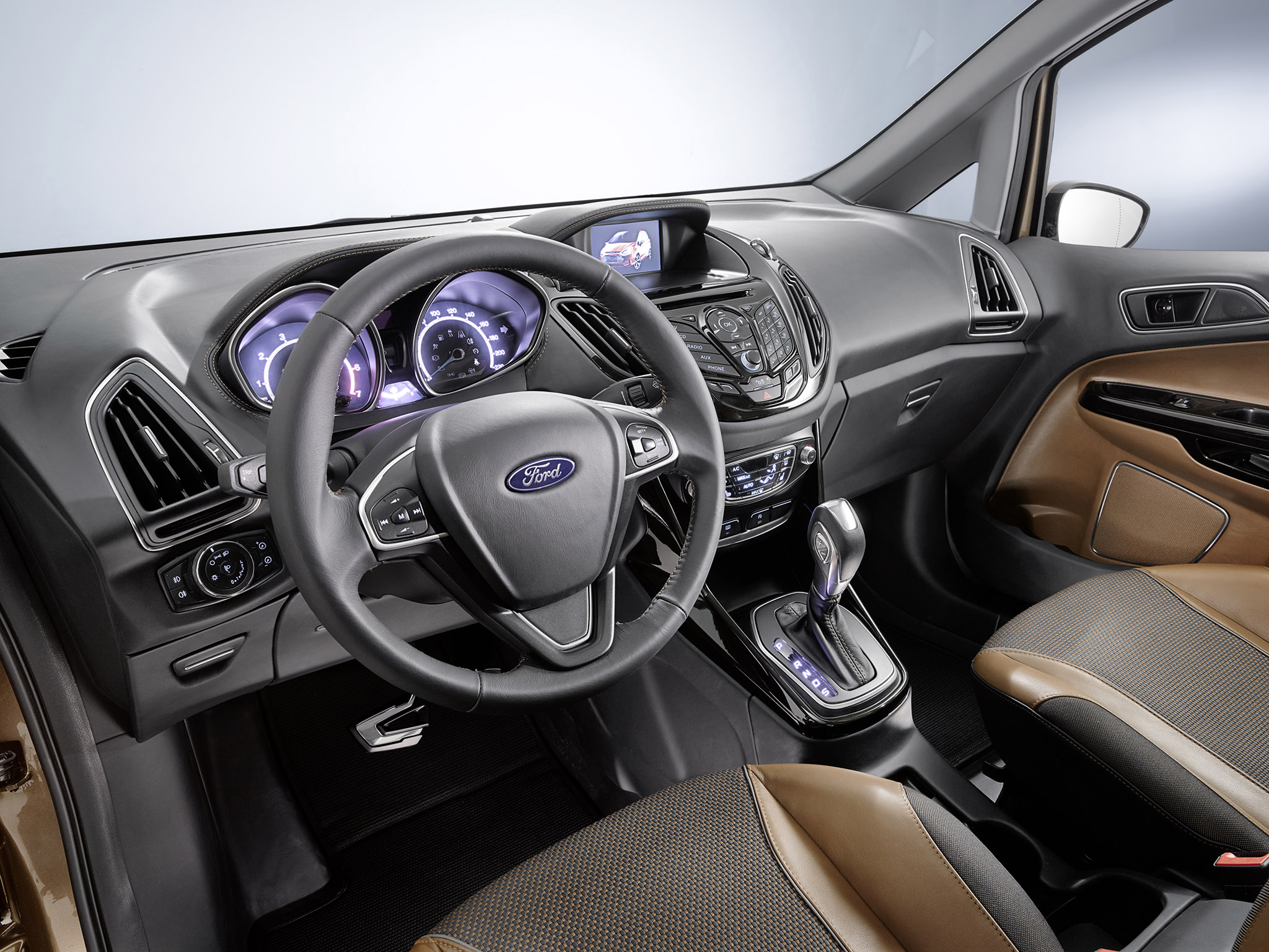 2019 Ford B MAX Concept photo - 1
